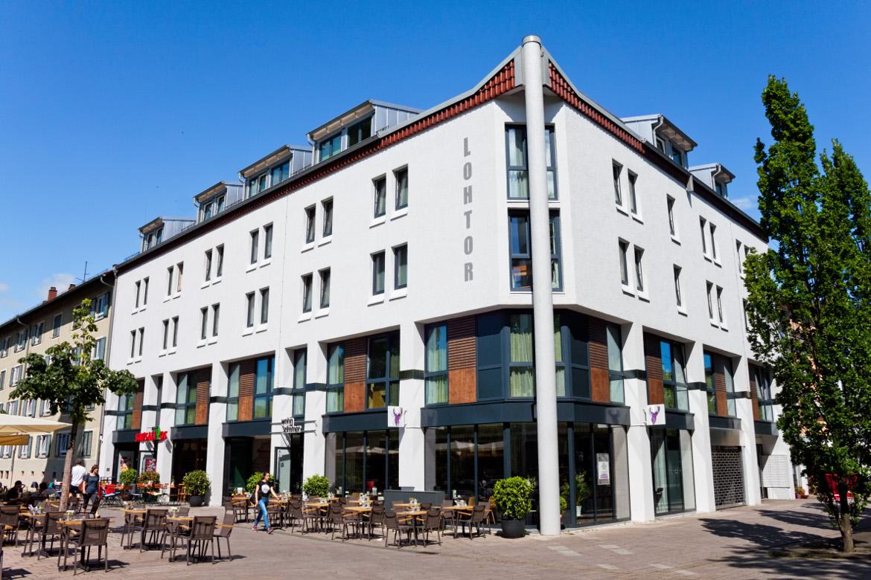 Student Apartments Lohtor Heilbronn